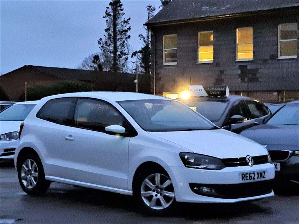 Volkswagen Polo Hatchback 1.4 Match DSG 3dr