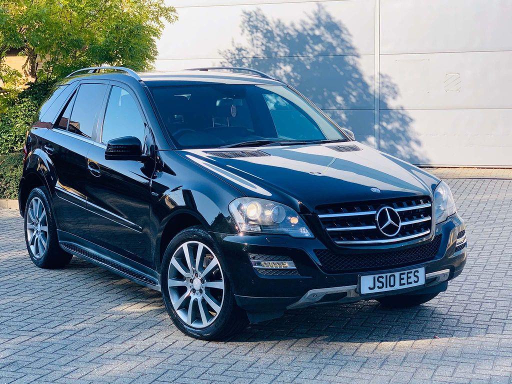 Mercedes-Benz M Class SUV 3.0 ML350 CDI Grand 4x4 5dr