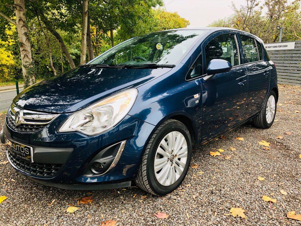 Vauxhall Corsa Hatchback 1.2 i 16v Excite 5dr