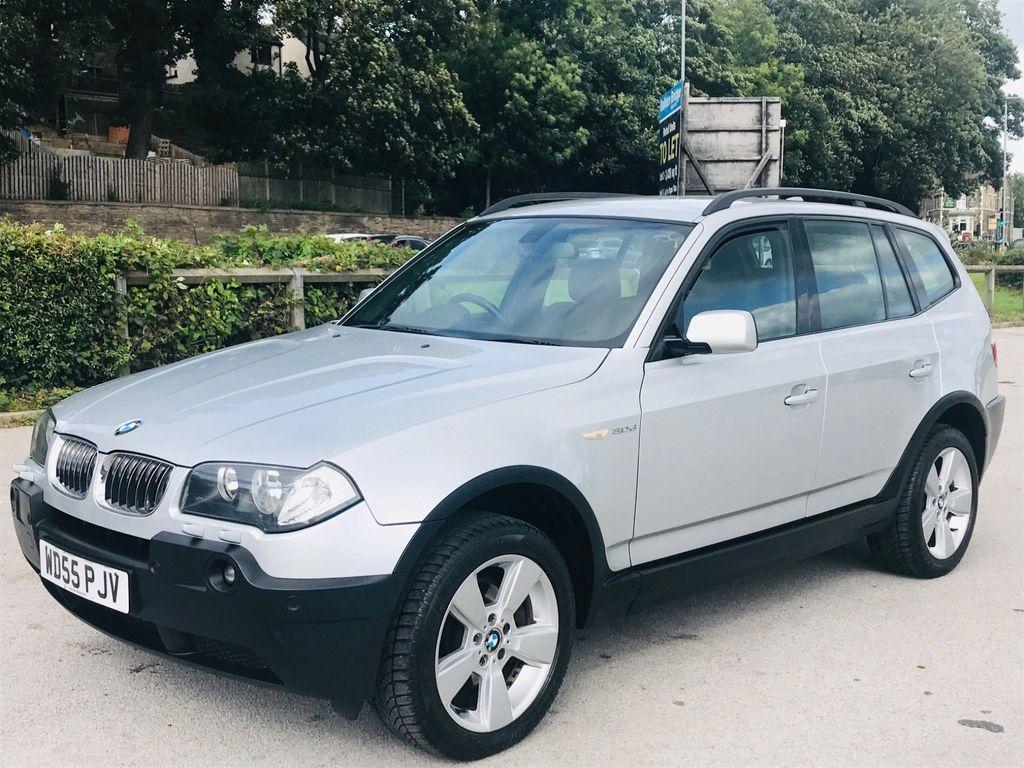 BMW X3 SUV 3.0d Sport Auto 4WD 5dr