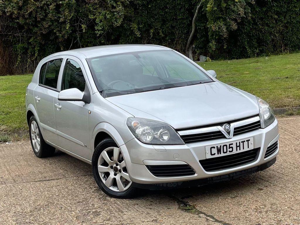 Vauxhall Astra Hatchback 1.6 i 16v Breeze 5dr