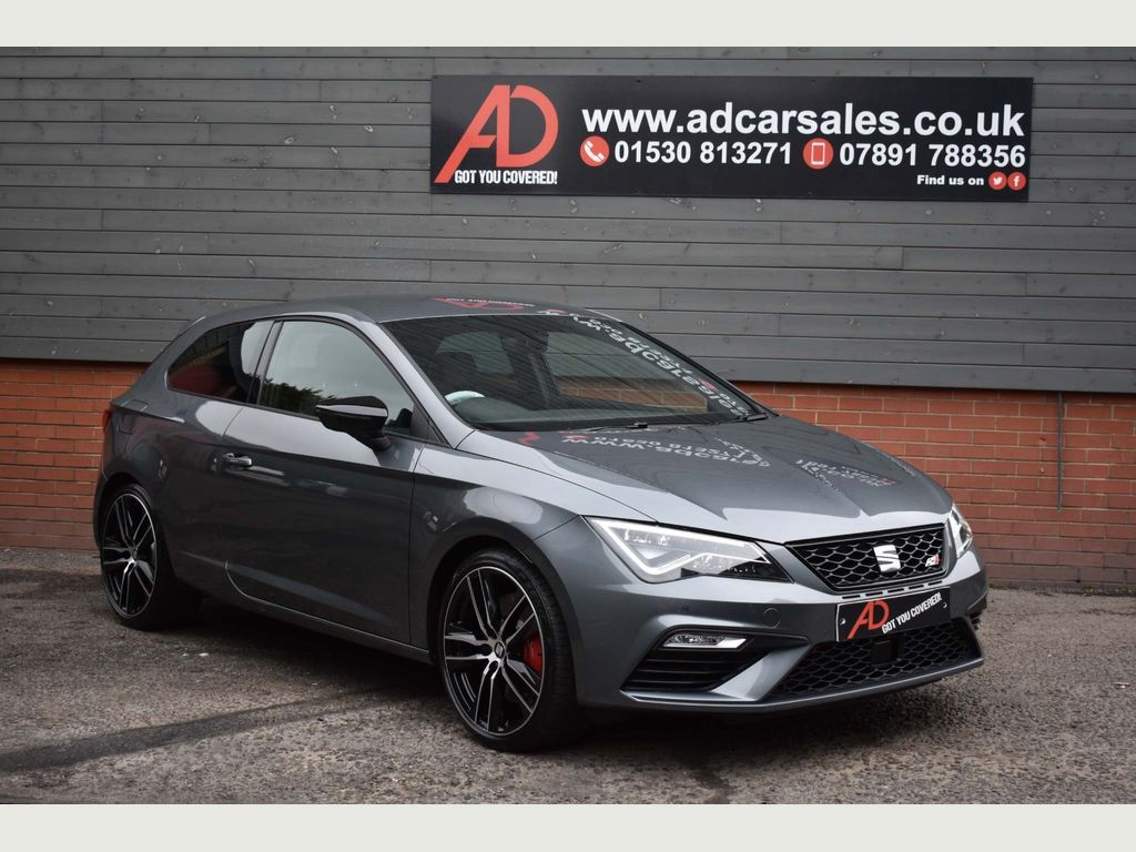 SEAT Leon Hatchback 2.0 TSI Cupra 300 Sport Coupe (s/s) 3dr