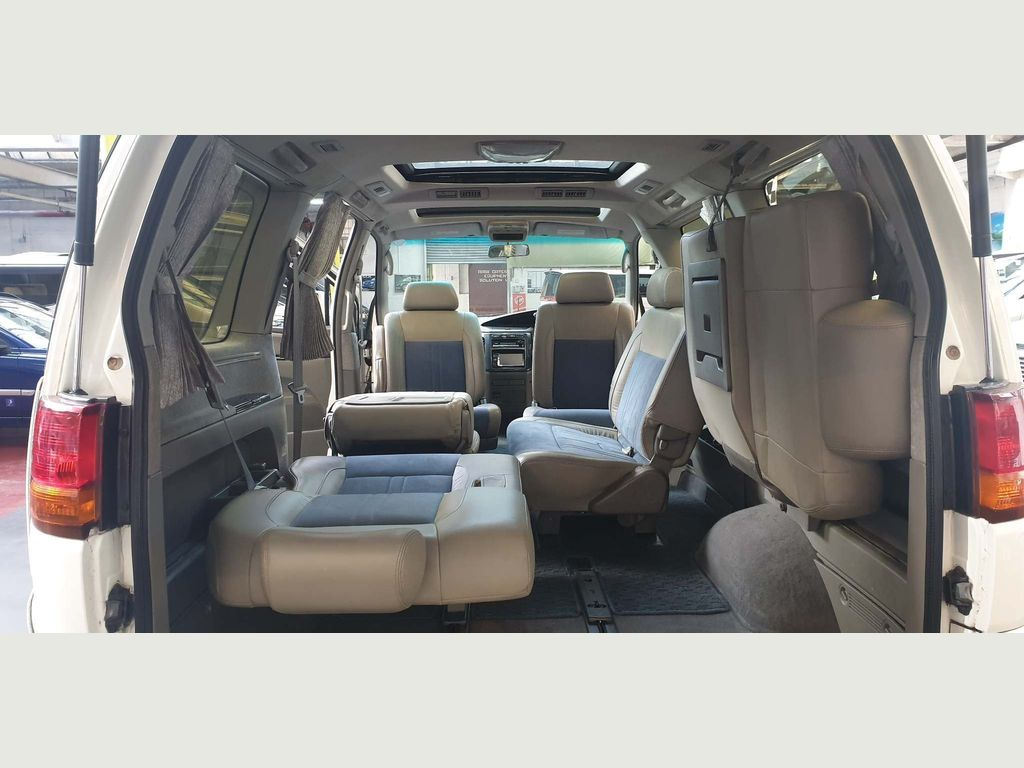 Nissan Elgrand MPV E50 Caravan Highwaystar Sunroof Curtain