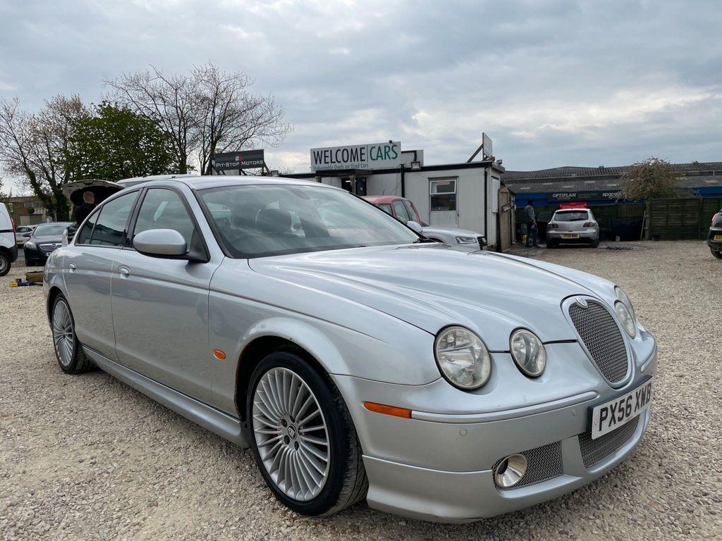 Jaguar S-Type Saloon 2.7 D V6 S 4dr
