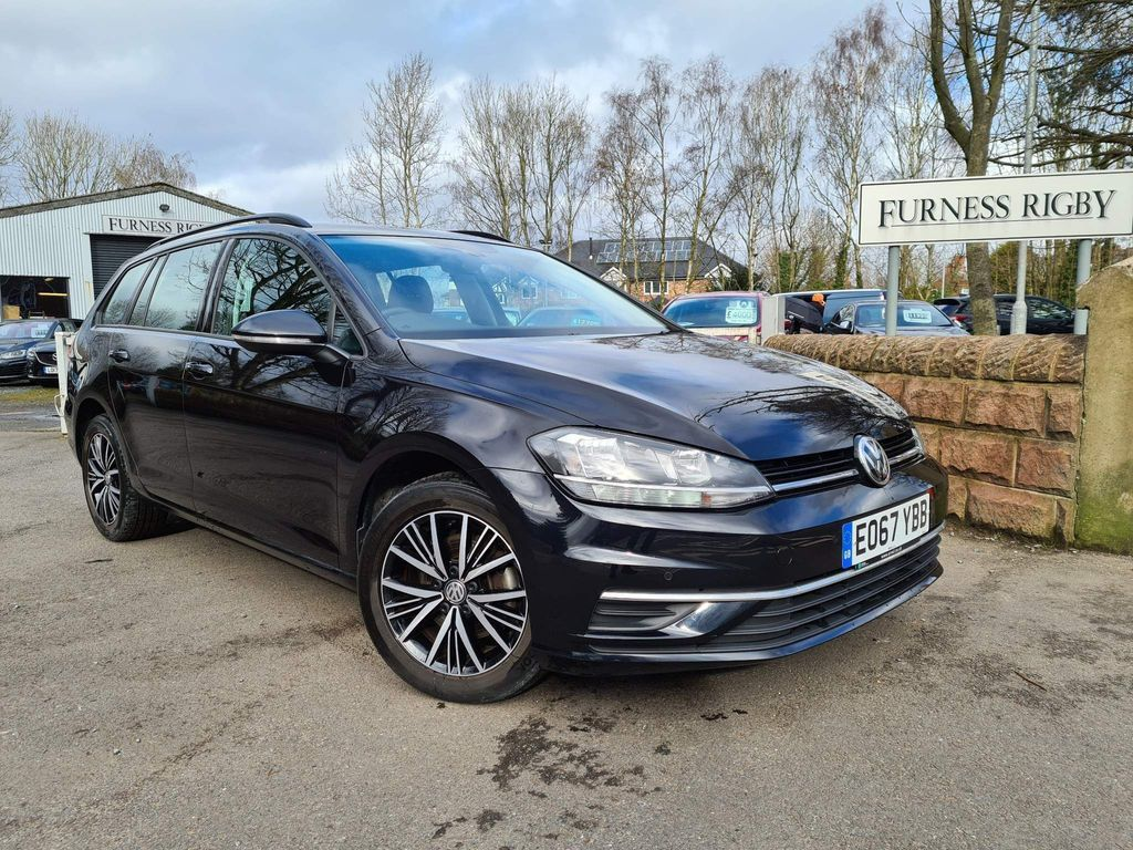 Volkswagen Golf Estate 1.6 TDI SE Nav (s/s) 5dr