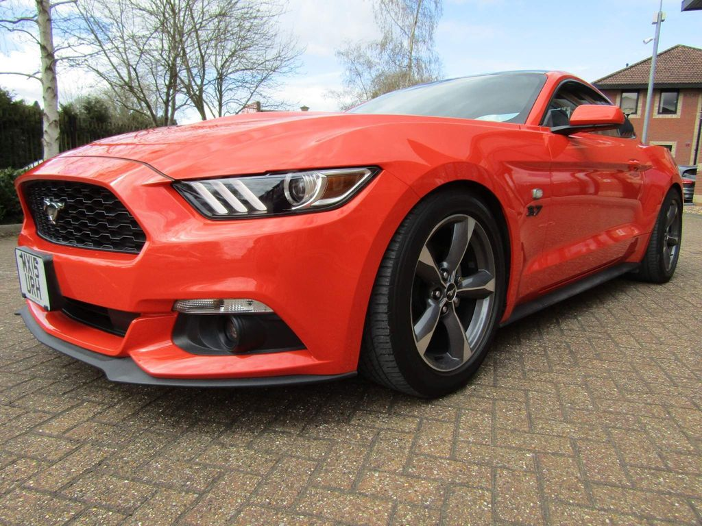 Ford Mustang Unlisted 3.7 V6 305 BHP COUPE AUTO 2 DR