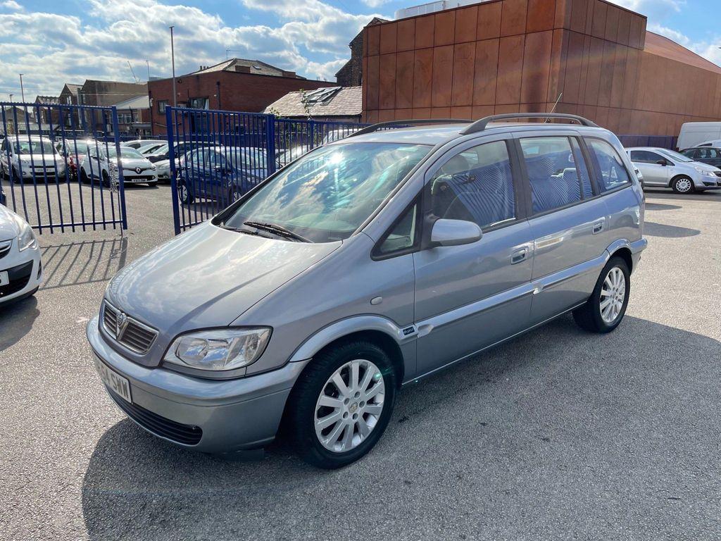 Vauxhall Zafira MPV 2.0 DTi 16v Elegance 5dr