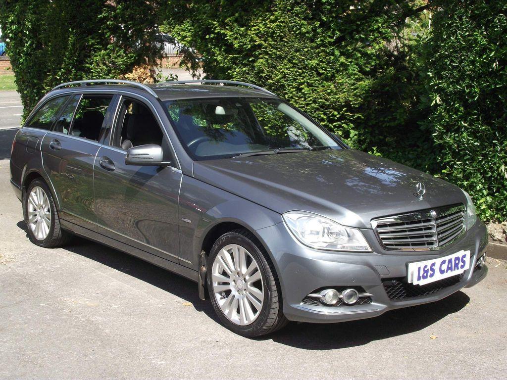 Mercedes-Benz C Class Estate 2.1 C250 CDI BlueEFFICIENCY Edition Edition 125 G-Tronic 5dr