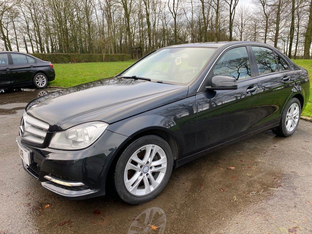Mercedes-Benz C Class Saloon 2.1 C200 CDI SE (Executive) 4dr