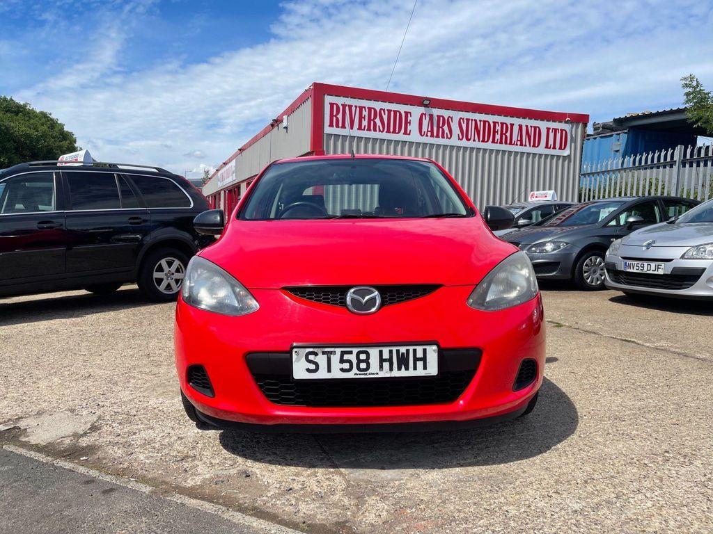 Mazda Mazda2 Hatchback 1.3 TS 3dr