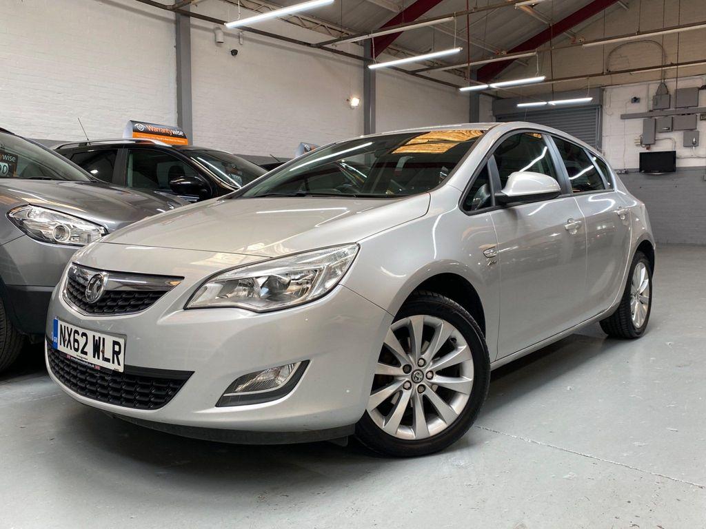 Vauxhall Astra Hatchback 1.6 16v Active Limited Edition 5dr