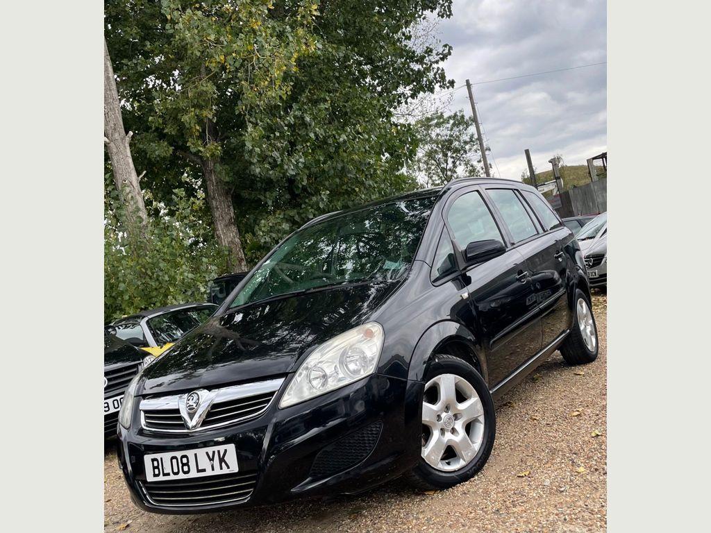 Vauxhall Zafira MPV 1.9 CDTi Exclusiv Auto 5dr