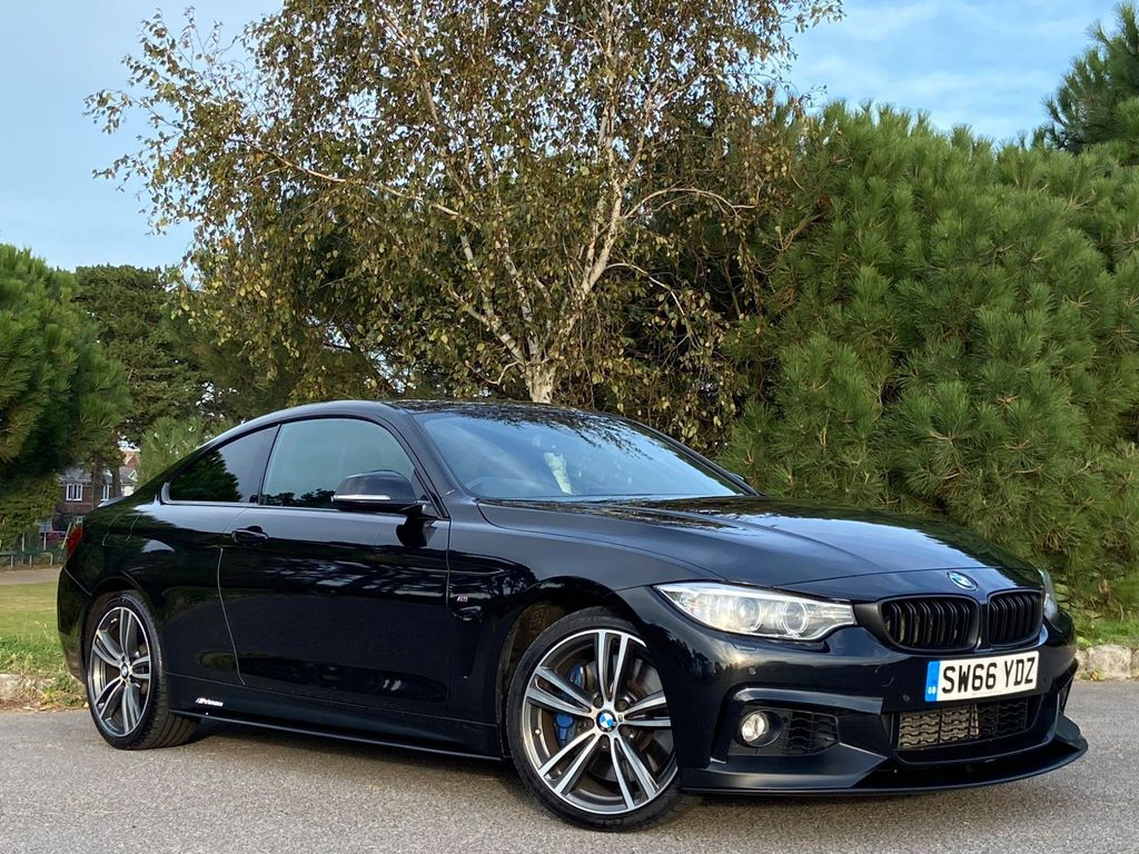 BMW 4 Series Coupe 3.0 435d M Sport xDrive 2dr