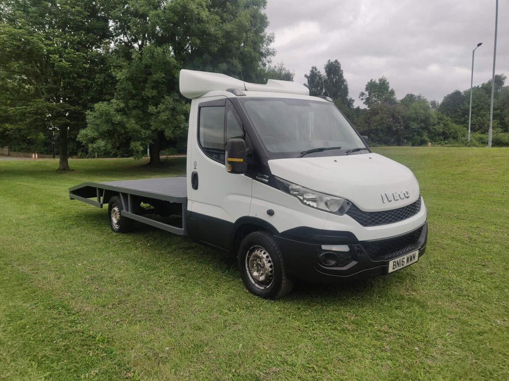 Iveco Daily Vehicle Transporter 2.3 TD 11V 35S 3750 RWD 2dr