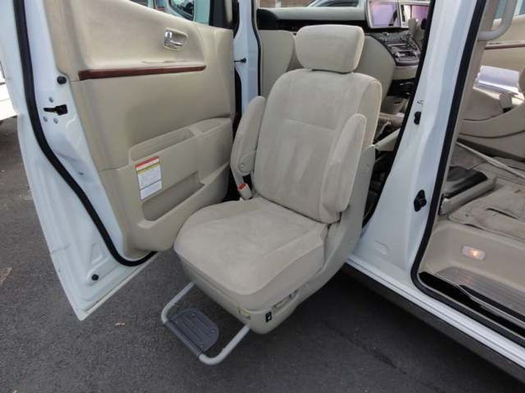 Nissan Elgrand MPV Elgrand DISABILITY DISABLED SEAT
