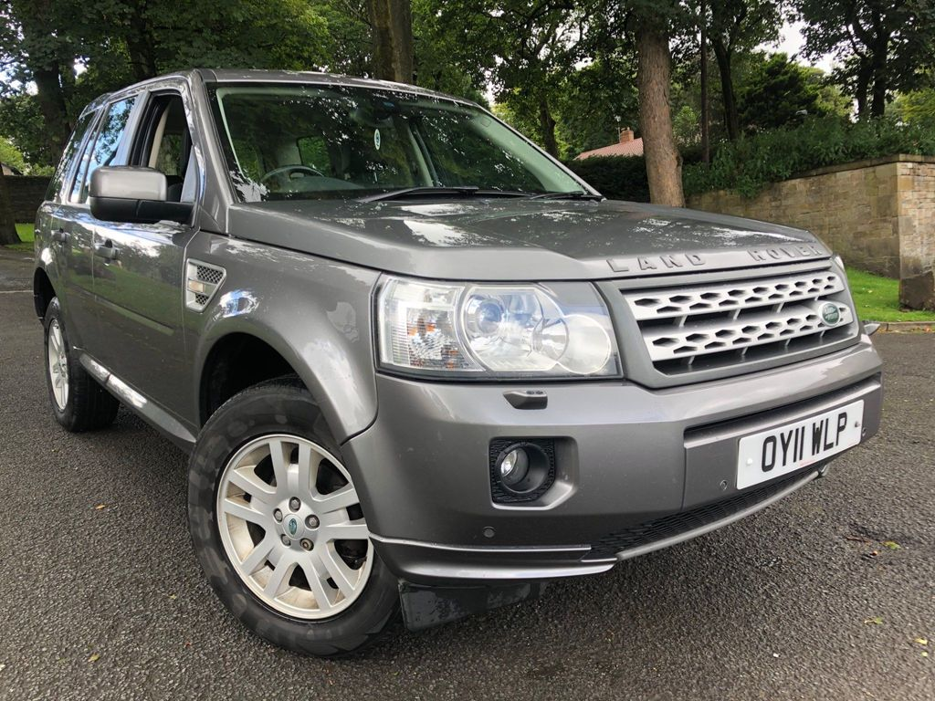 Land Rover Freelander SUV 2.2 SD4 XS Station Wagon 5dr