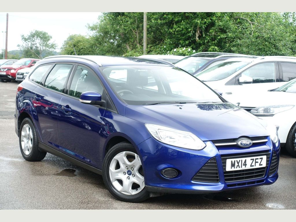 Ford Focus Estate 1.6 TDCi ECOnetic Edge 5dr