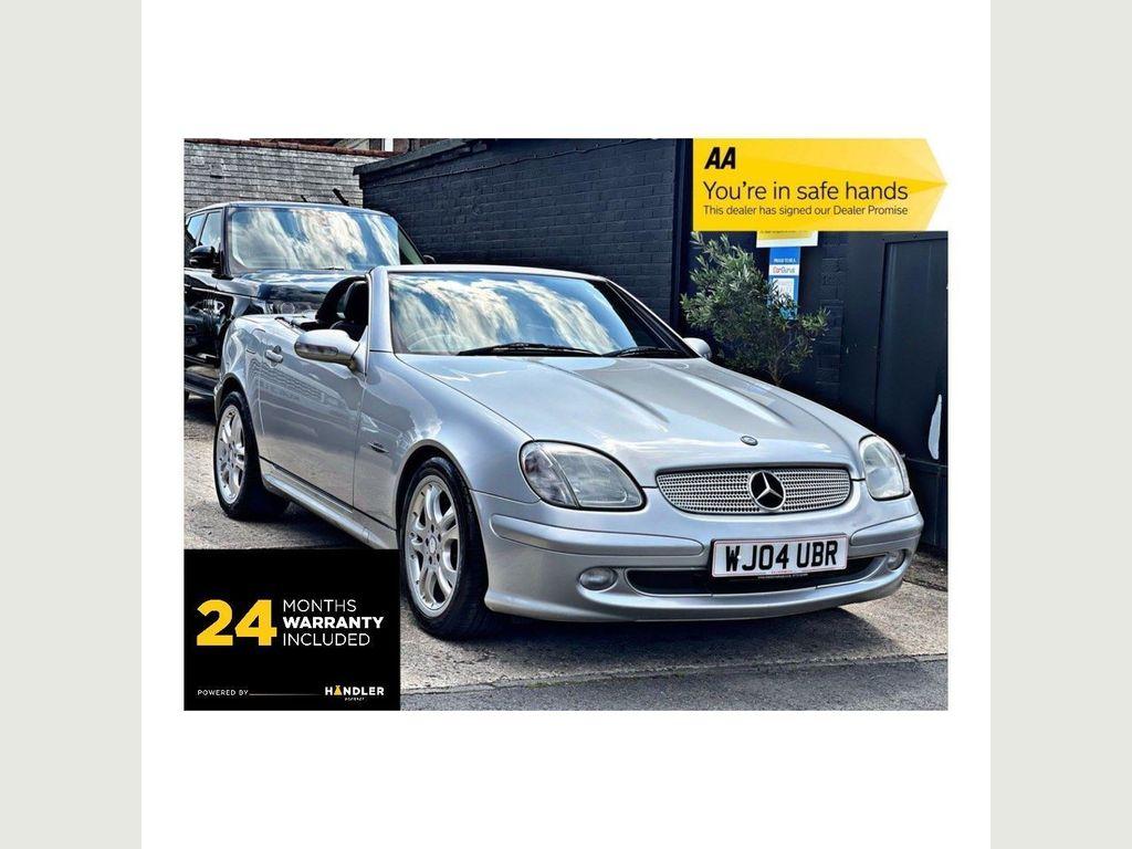 Mercedes-Benz SLK Convertible 2.0 SLK200 Kompressor Special Edition 2dr