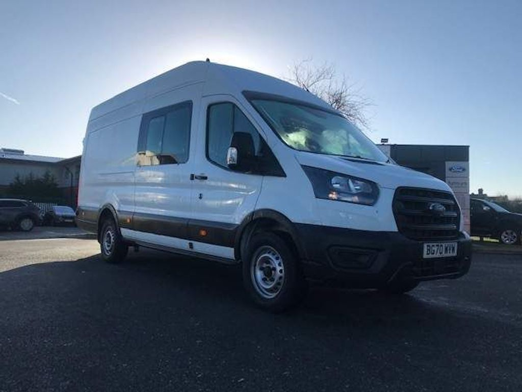 Ford Transit Combi Van 350 L4 H3 D/CAB IN VAN LEADER 130 PS