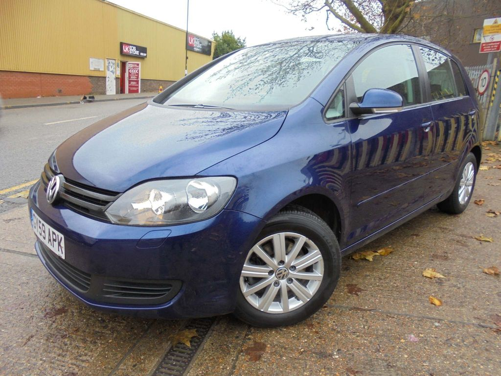 Volkswagen Golf Plus Hatchback 1.4 TSI S DSG 5dr