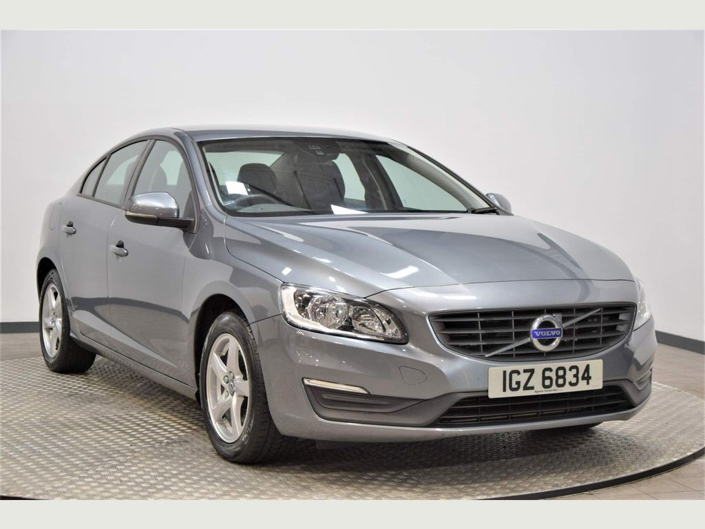 Volvo S60 Saloon 2.0 D3 Business Edition Lux (s/s) 4dr