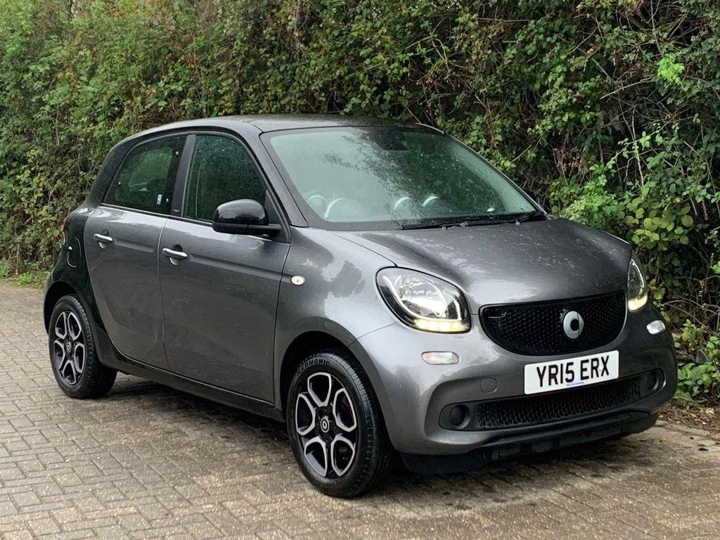 Smart forfour Hatchback 1.0 Prime (s/s) 5dr