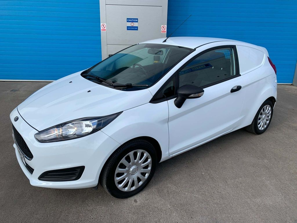 Ford Fiesta Other 1.5 TDCi Panel Van 3dr
