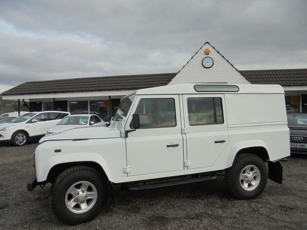 Land Rover Defender 110 SUV 2.2 D DPF Utility Station Wagon 5dr