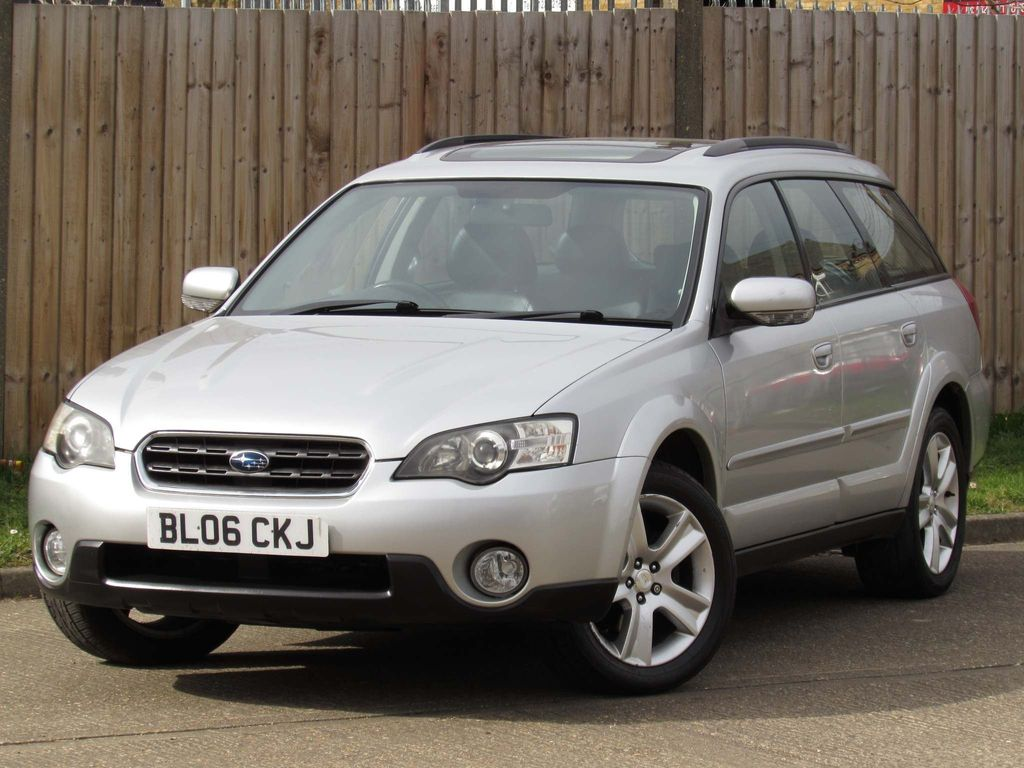 Subaru Outback Estate 3.0 R 5dr