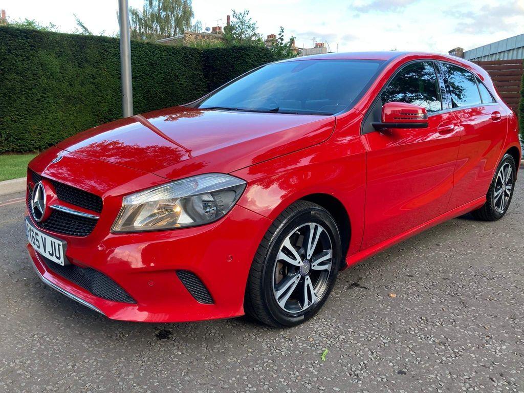 Mercedes-Benz A Class Hatchback 2.1 A200d SE (Executive) 7G-DCT (s/s) 5dr