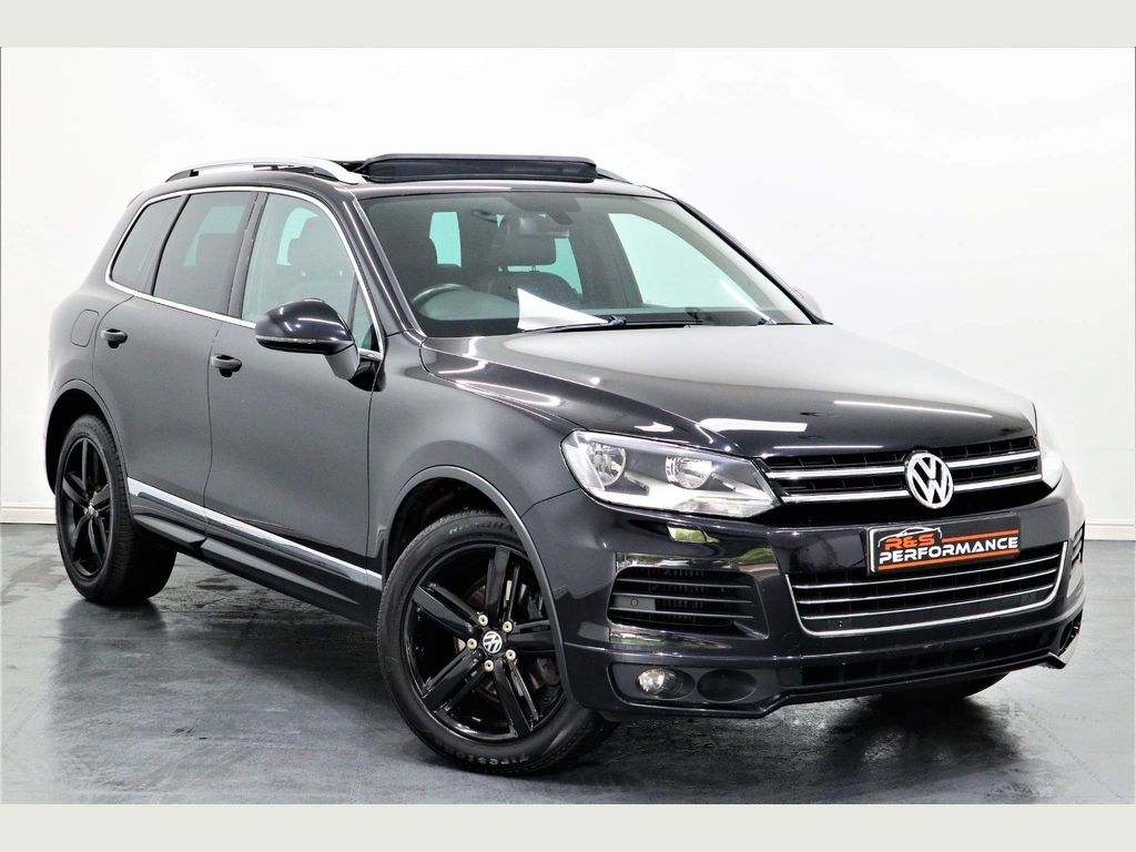 Volkswagen Touareg SUV 3.0 TDI V6 BlueMotion Tech Altitude Tiptronic 4WD (s/s) 5dr