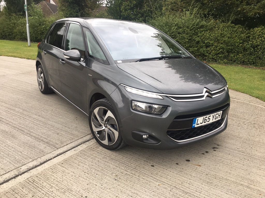 Citroen C4 Picasso MPV 2.0 BlueHDi Exclusive 5dr