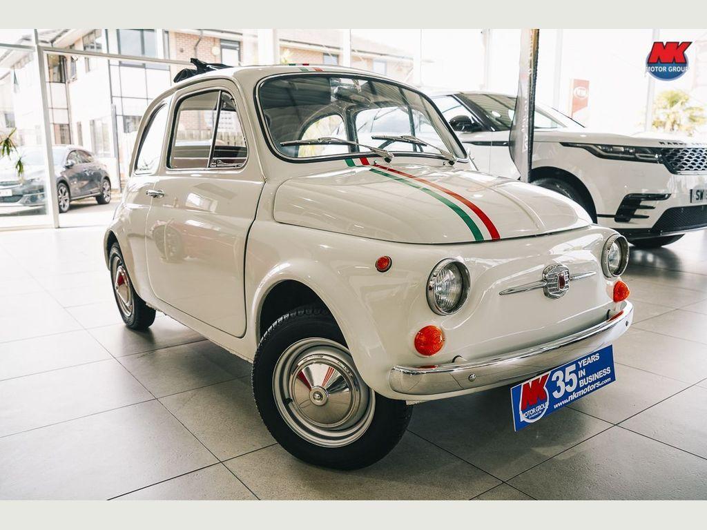 Fiat 500 Saloon 500 F