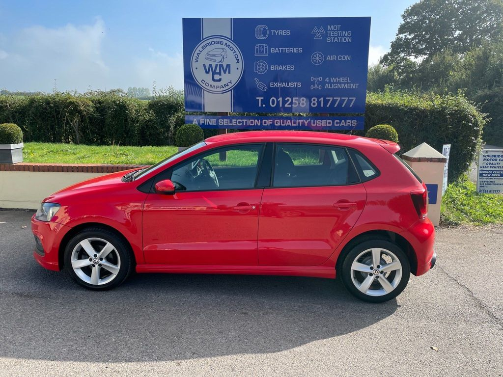 Volkswagen Polo Hatchback 1.2 R-Line Style 5dr (A/C)