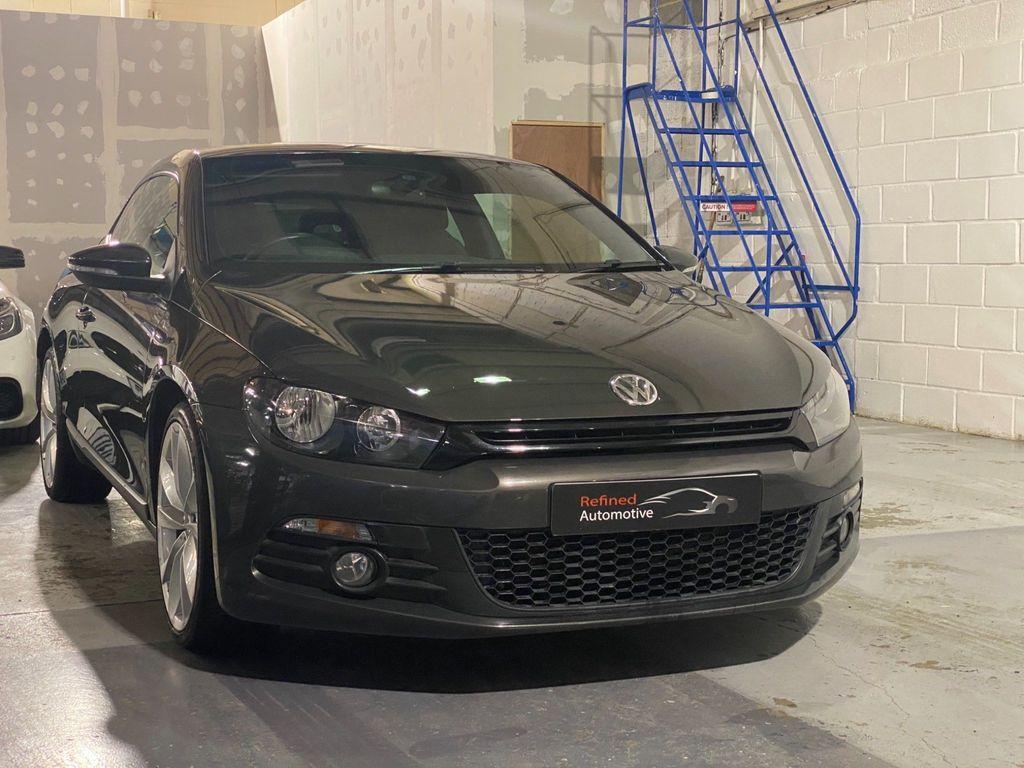 Volkswagen Scirocco Coupe 2.0 TSI GT DSG 3dr