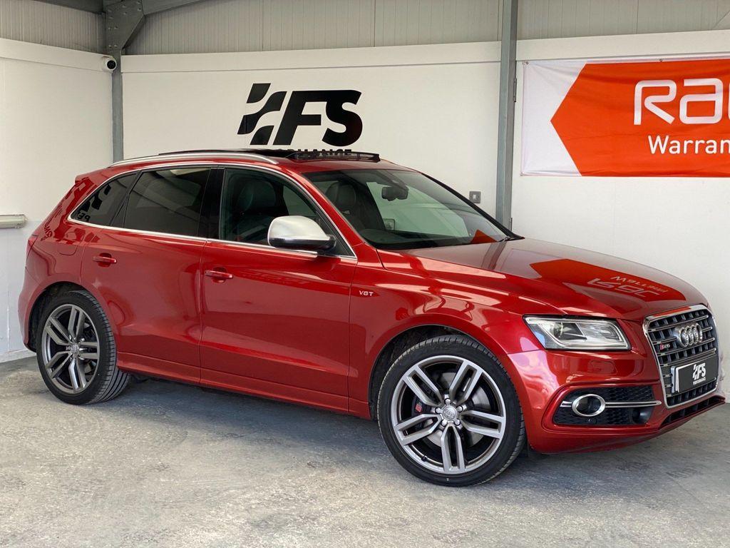 Audi SQ5 SUV 3.0 BiTDi Tiptronic quattro 5dr