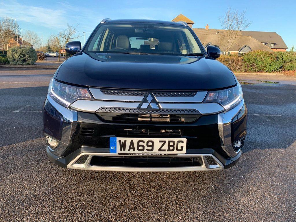 Mitsubishi Outlander SUV 2.0 MIVEC Exceed CVT 4WD (s/s) 5dr