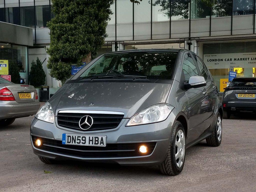 Mercedes-Benz A Class Hatchback 1.5 A160 Classic SE CVT 5dr