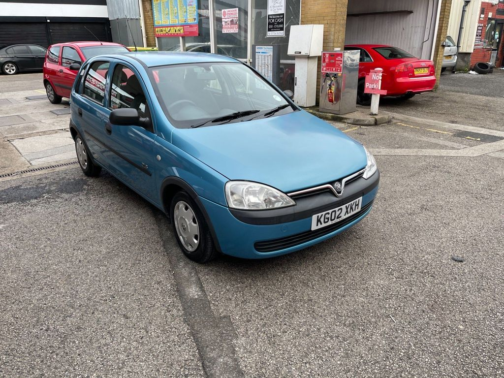 Vauxhall Corsa Hatchback 1.2 i 16v GLS 5dr