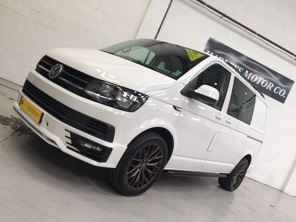 Volkswagen Transporter Combi Van T6 2.0TDI T30 150BHP(EU6) HIGHLINE KOMBI