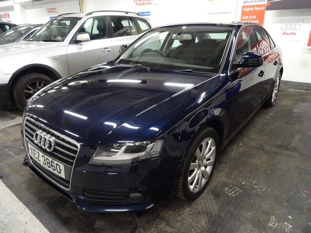 Audi A4 Unlisted 2.0 TDI SE 4dr