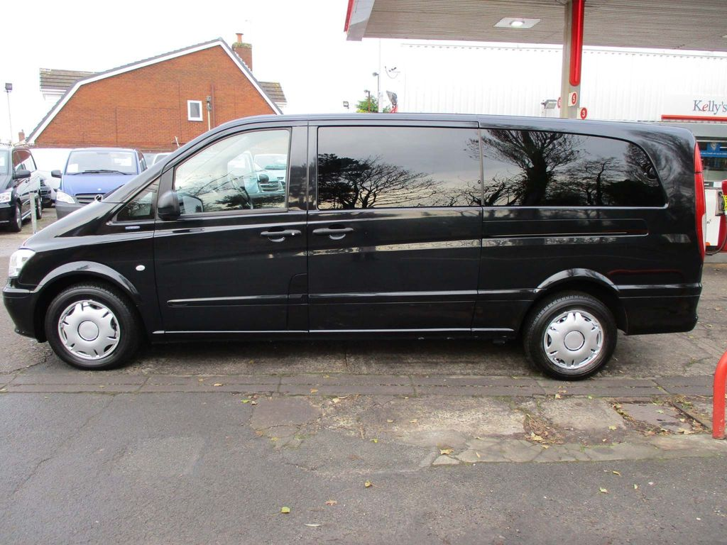 Mercedes-Benz Vito Other 2.1 116CDI BlueEFFICIENCY Traveliner Extra Long Bus 5dr (EU5, 8 Seats)