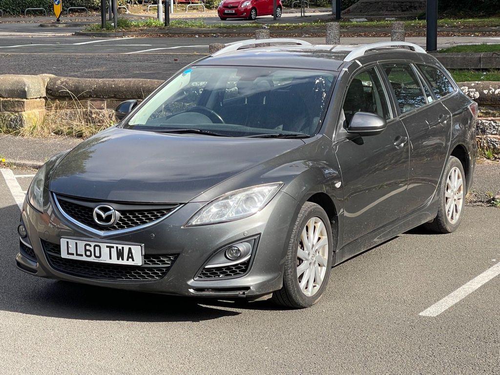 Mazda Mazda6 Estate 2.2d TS 5dr