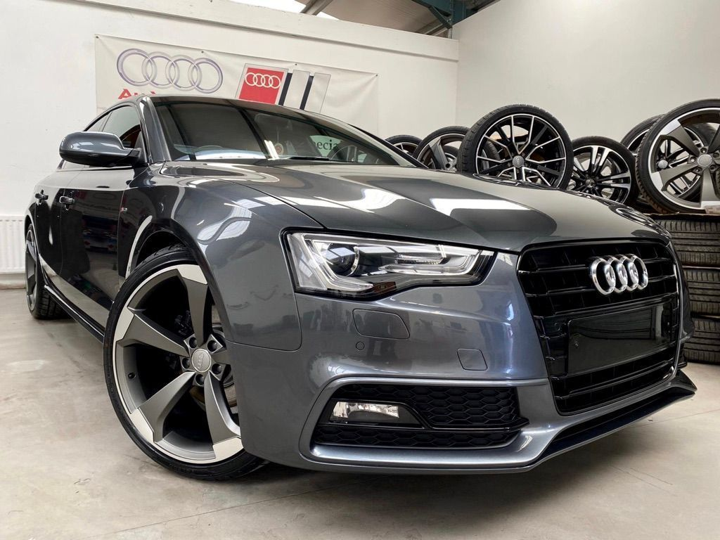 Audi A5 Hatchback 2.0 TDI S line Sportback Multitronic (s/s) 5dr