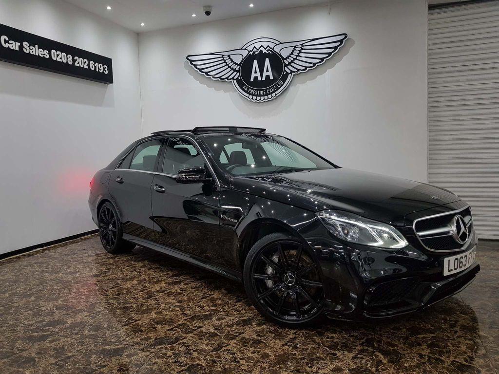 Mercedes-Benz E Class Saloon 5.5 E63 AMG MCT 4dr