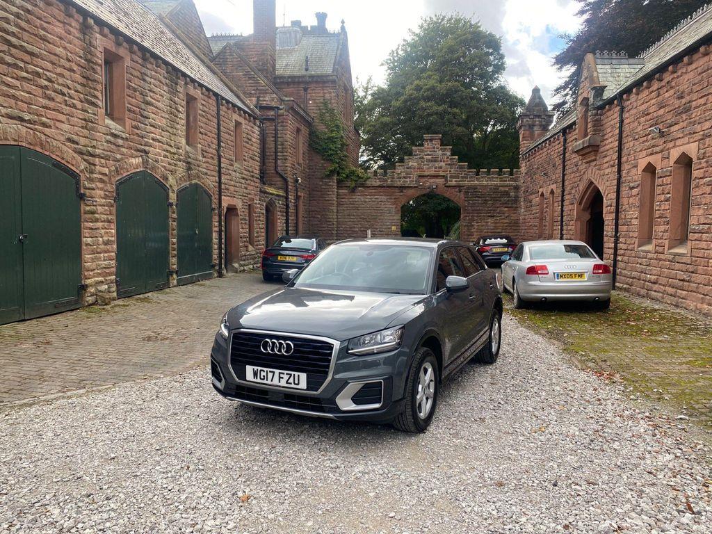 Audi Q2 SUV 1.6 TDI SE S Tronic (s/s) 5dr