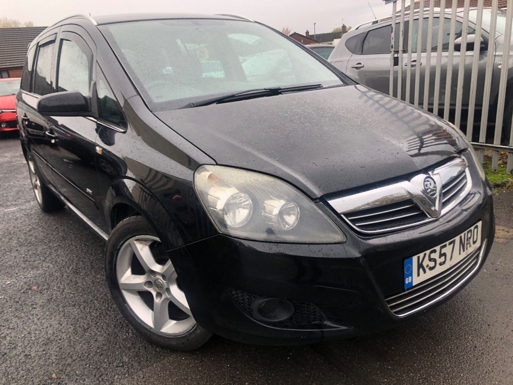 Vauxhall Zafira MPV 1.9 CDTi 16v SRi 5dr