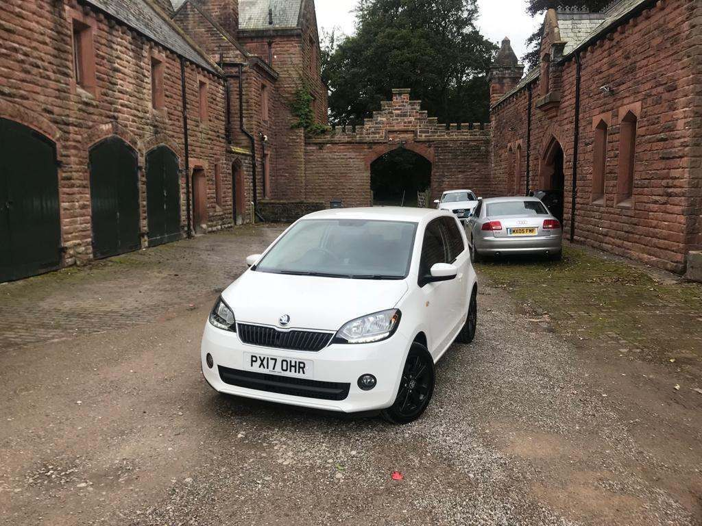 SKODA Citigo Hatchback 1.0 Colour Edition 3dr