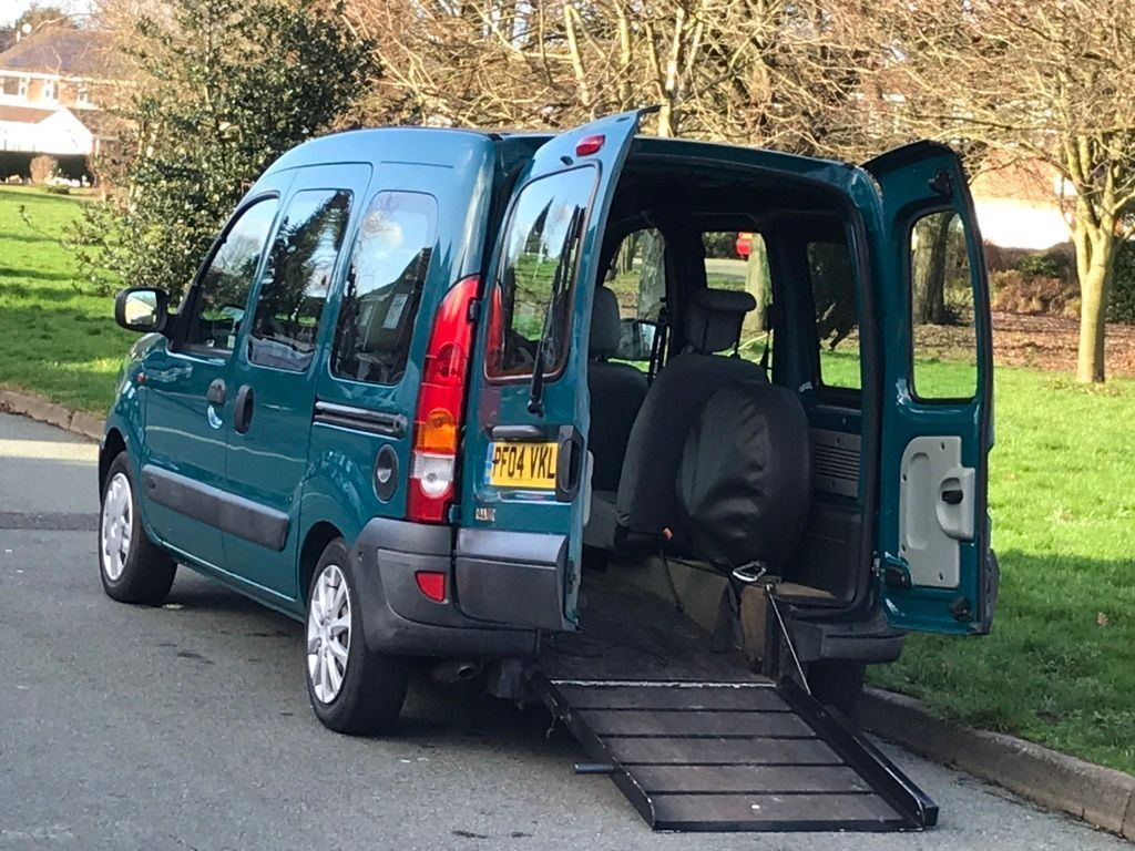 Renault Kangoo MPV 1.2 16v Authentique 5dr
