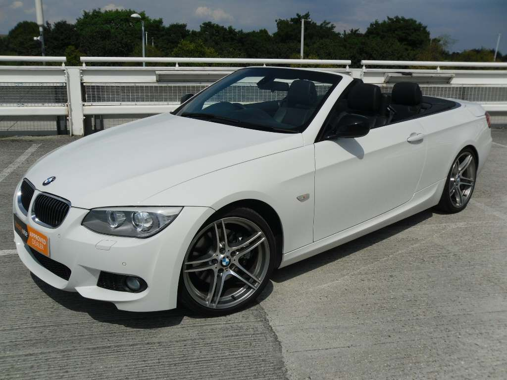 BMW 3 Series Convertible 3.0 330d Sport Plus 2dr